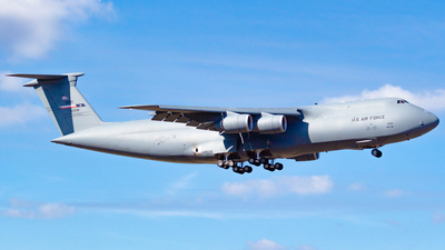 86-0018 - Lockheed C-5M Super Galaxy - United States - US Air Force (USAF)