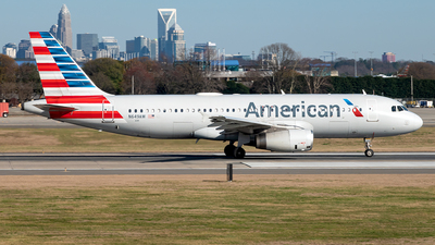 A picture of N649AW - Airbus A320232 - American Airlines - © Yan777