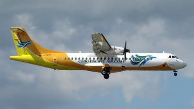 RP-C7258 - ATR 72-212A(500) - Cebu Pacific Air