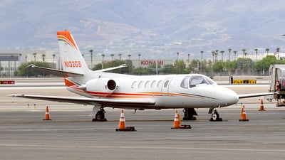 N132GS - Cessna S550 Citation SII - Private