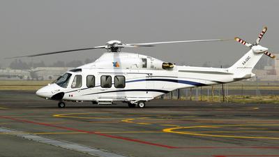XA-GSC - Agusta-Westland AW-139 - Private