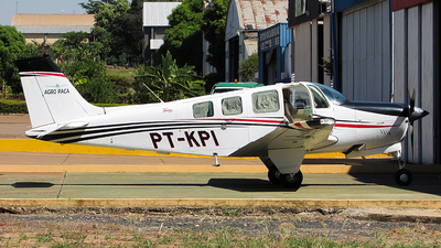 PT-KPI - Beechcraft A36 Bonanza - Private