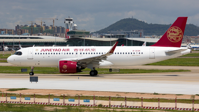 B-323R - Airbus A320-271N - Juneyao Airlines