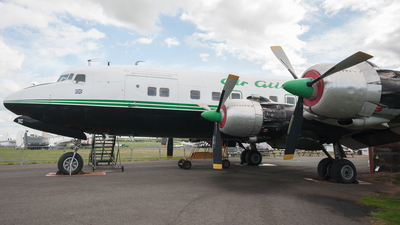 G-SIXC - Douglas DC-6B - Air Atlantique