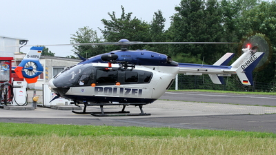 D-HHEC - Eurocopter EC 145 - Germany - Police