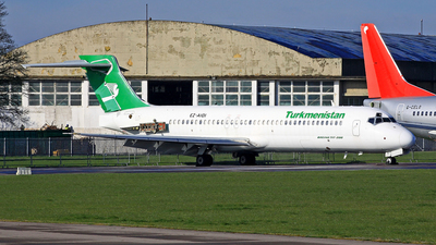EZ-A101 - Boeing 717-22K - Turkmenistan Airlines