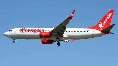 A picture of 9HCXC - Boeing 7378JP - Corendon Airlines - © Jose Luis Guerrero