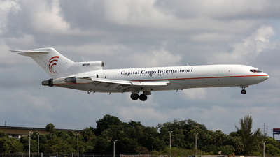 N815EA - Boeing 727-225(Adv)(F) - Capital Cargo International Airlines