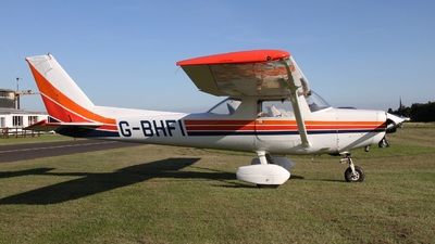 G-BHFI - Reims-Cessna F152 - Private