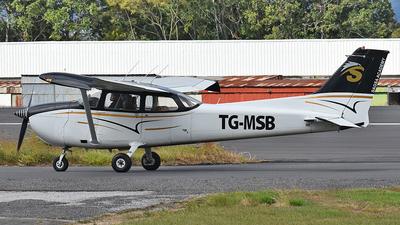 TG-MSB - Cessna 172P Skyhawk II - Private