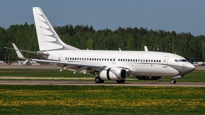 M-URUS - Boeing 737-7GC(BBJ) - Global Jet Luxembourg