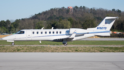N192TD - Bombardier Learjet 45 - Private