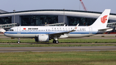 A picture of B30C7 - Airbus A320271N - Air China - © nibrage