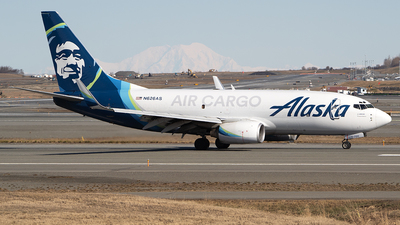 N626AS - Boeing 737-790(BDSF) - Alaska Air Cargo