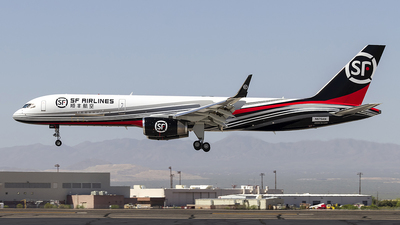 N675AN - Boeing 757-223 - SF Airlines