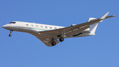 B-3325 - Gulfstream G650 - Private