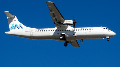 A picture of XAMKH - ATR 72600 - Aeromar - © Eduardo Perusquia Jr.
