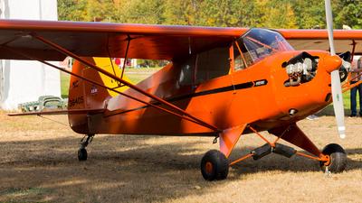 NC38405 - Piper J-5A Cub Cruiser - Private