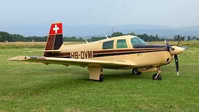 HB-DVM - Mooney M20E - Private