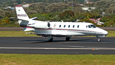 A picture of N640QS - Cessna 680A Citation Latitude - NetJets - © Ivan Jimenez Rojas