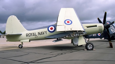 VR137 - Westland Wyvern TF.1 - United Kingdom - Royal Navy