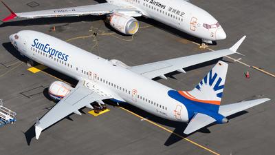 D-ASMC - Boeing 737-9 MAX - SunExpress Germany