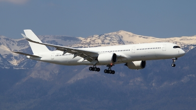 F-WXAO - Airbus A350-941 - Airbus Industrie