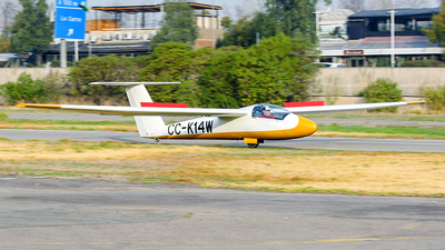 CC-K14W - Pilatus B4-PC11AF - Private