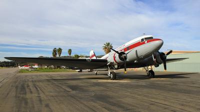 N103NA - Douglas C-47B Skytrain - Private