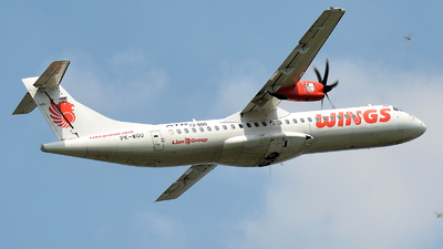 PK-WGU - ATR 72-212A(600) - Wings Air