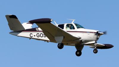 C-GOSL - Beechcraft V35B Bonanza - Private