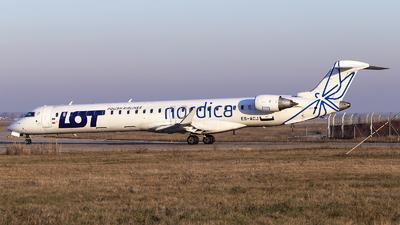 ES-ACJ - Bombardier CRJ-900LR - Scandinavian Airlines (Nordica)