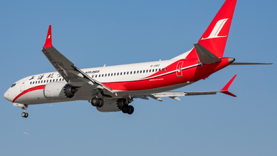 B-1382 - Boeing 737-8 MAX - Shanghai Airlines