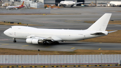 N406KZ - Boeing 747-4KZF(SCD) - Atlas Air