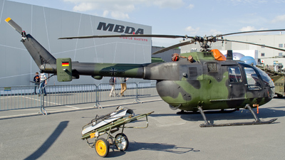 86-59 - MBB Bo105P1 - Germany - Army