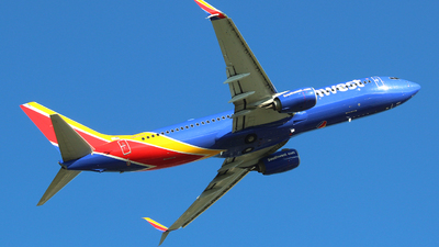 N8552Z - Boeing 737-8H4 - Southwest Airlines
