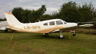 LN-NPR - Piper PA-28R-201 Arrow III - Private