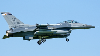 86-0287 - Lockheed Martin F-16C Fighting Falcon - United States - US Air Force (USAF)