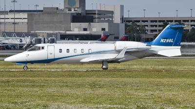 A picture of N296L - Learjet 60 - HopAJet - © Matthew Calise