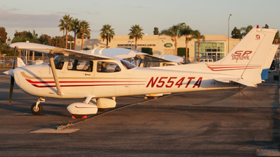 N544TA - Cessna 172S Skyhawk SP - Private