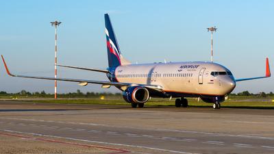 VP-BPF - Boeing 737-8MC - Aeroflot