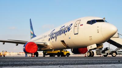 VQ-BOY - Boeing 737-85F - Yakutia Airlines