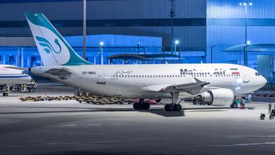 EP-MNO - Airbus A310-304 - Mahan Air