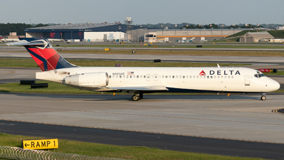 A picture of N993AT - Boeing 7172BD - Delta Air Lines - © Erik Goodfellow