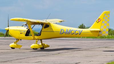 D-MCCV - Fk-Lightplanes FK-9 Mk.III - Private