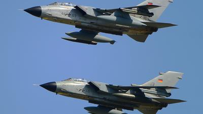 44-69 - Panavia Tornado IDS - Germany - Air Force