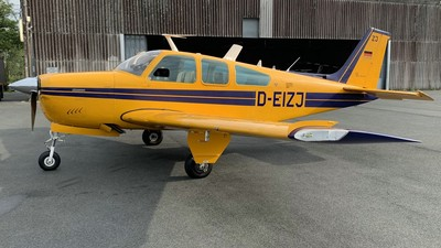 D-EIZJ - Beechcraft F33A Bonanza - Private