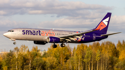 A picture of VQBBV - Boeing 73786N - Smartavia - © Yegor8016