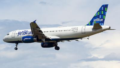 N655JB - Airbus A320-232 - jetBlue Airways