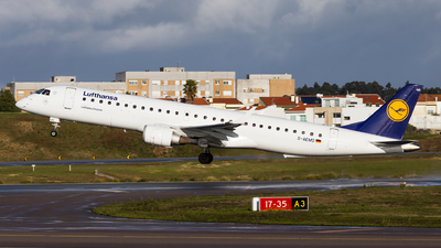 D-AEMD - Embraer 190-200LR - Lufthansa CityLine